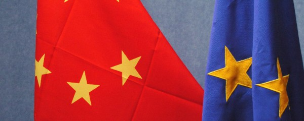 China Being EU's Top Trade Partner
