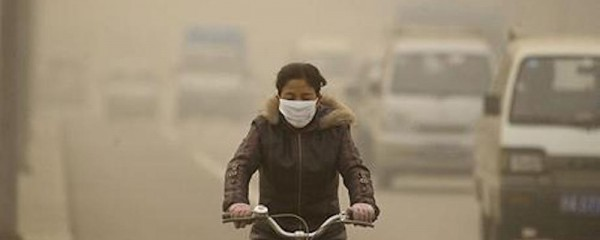 CHINA'S GAS EMISSIONS