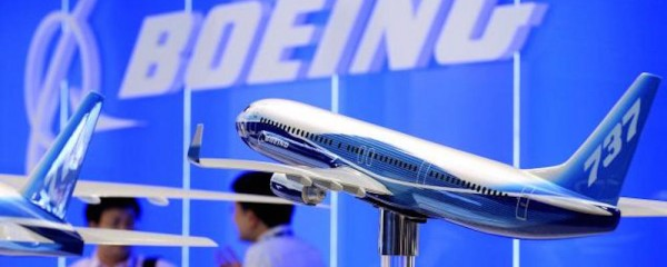BOEING ENTERS CHINA