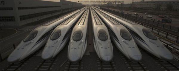 CHINA RAILWAY INVESTMENT