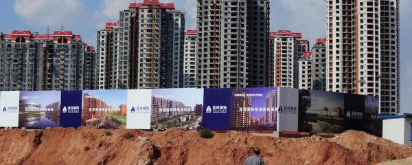 RESIDENTIAL CRISIS IN CHINA