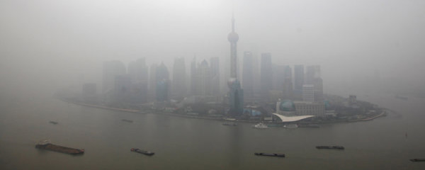 CHINA'S CREATIVE WAY TO BEAT POLLUTION
