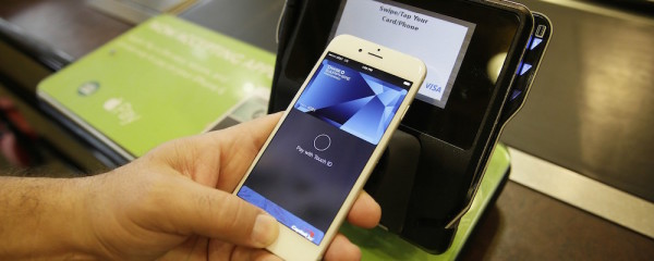 APPLE PAY ENTERING CHINA